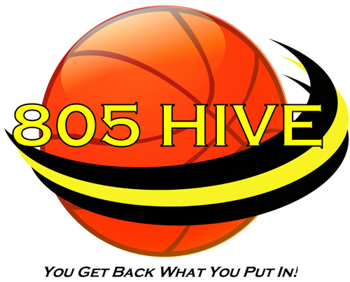 805 Hive is a Simi Valley California Travel, Club, AAU Basketball Team